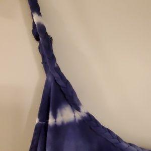 Lane Bryant Tops - Tie dye tank